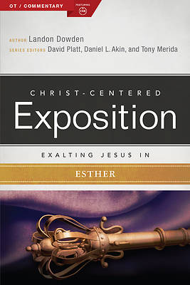 Picture of Exalting Jesus in Esther