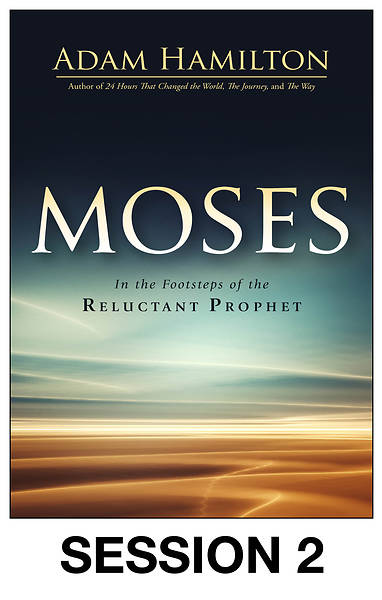 Picture of Moses - Streaming Video Session 2