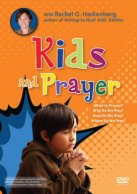 Picture of Kids and Prayer (Protestant)