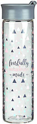 Picture of Water Bottle Glass Fearfully & Wonderfully Made