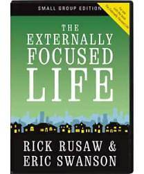 The Externally Focused Life DVD