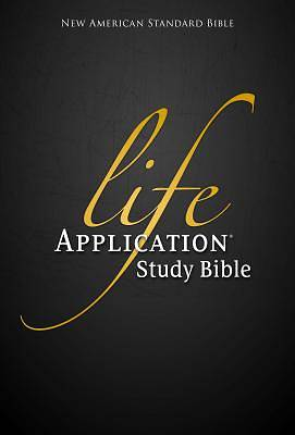 New American Standard Bible Life Application Study Bible