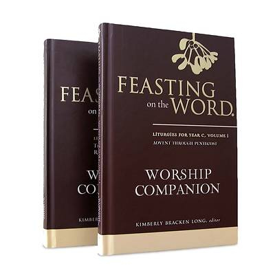 Picture of Feasting on the Word Worship Companion, Year C - Two-Volume Set