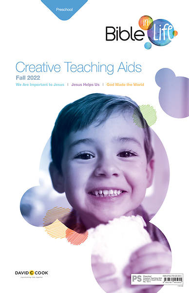Bible-in-Life Preschool Creative Teaching Aids Fall