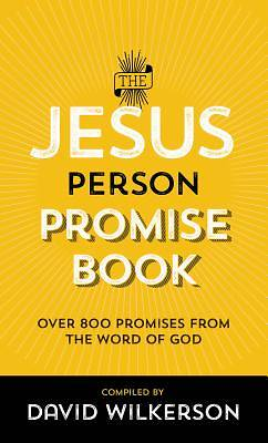 Picture of The Jesus Person Promise Book