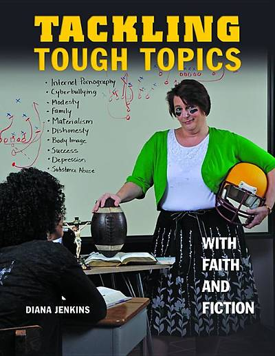 Tackling Tough Topics with Faith and Fiction