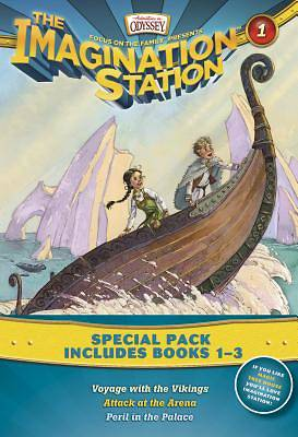 Picture of The Imagination Station Books 1-3