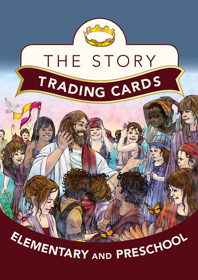 Picture of The Story Trading Cards