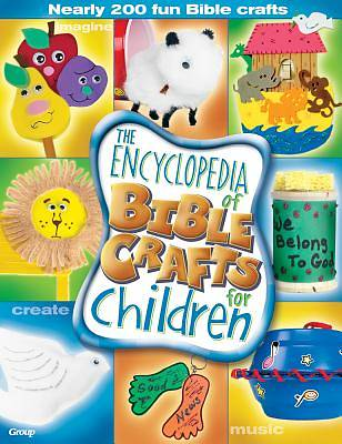 Picture of The Encyclopedia of Bible Crafts for Children