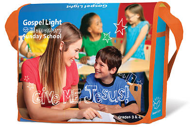 Gospel Light Elementary Grades 3 & 4 Quarterly Kit Summer 2014