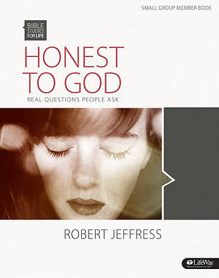 Bible Studies for Life (Bsfl) - Honest to God [Vol 2] (Member Book)