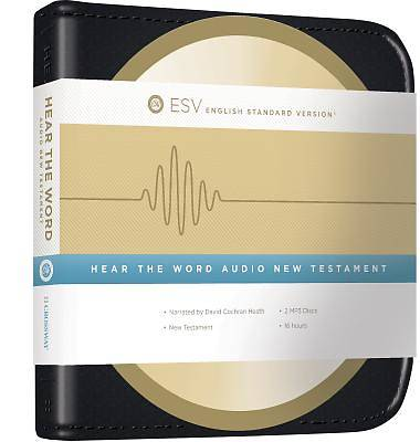 Hear the Word Audio New Testament-ESV