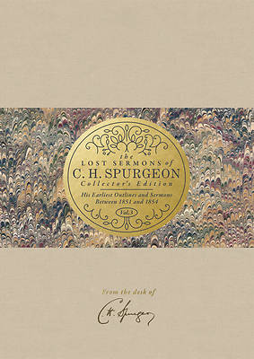 Picture of The Lost Sermons of C. H. Spurgeon Volume III -- Collector's Edition