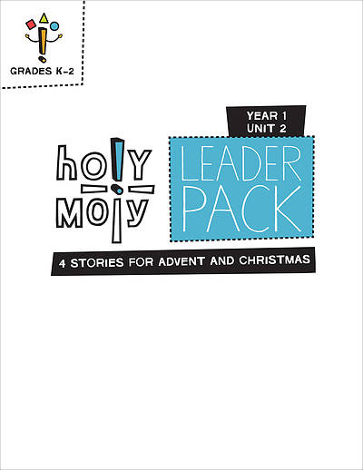 Picture of Holy Moly Grades K-2 Leader Guide Year 1 Unit 2
