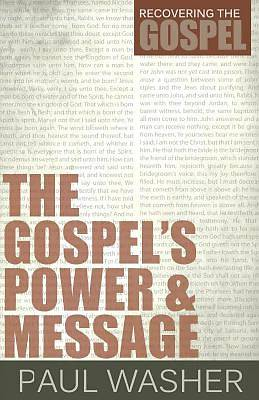 Picture of The Gospel's Power and Message