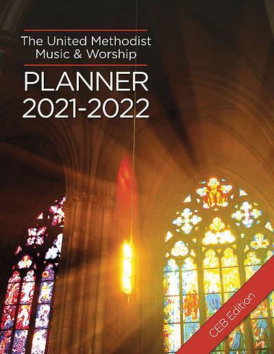 Picture of The United Methodist Music & Worship Planner 2021-2022 CEB Edition - eBook [ePub]