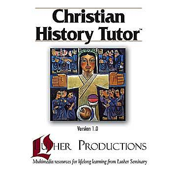 Picture of Christian History Tutor CD-ROM
