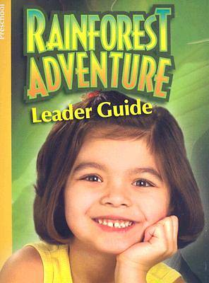 Augsburg Vacation Bible School 2008 Rainforest Adventure Leader Guide Preschool VBS