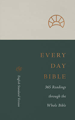 Picture of ESV Every Day Bible