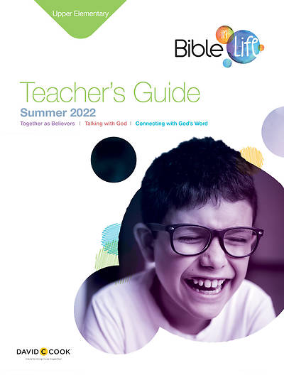 Bible In Life Upper Elementary Teacher Guide