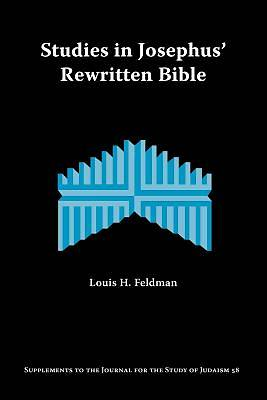 Picture of Studies in Josephus' Rewritten Bible