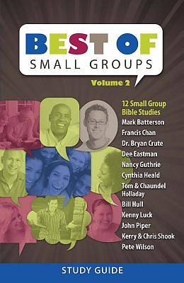 Picture of Best of Small Groups - Volume 2