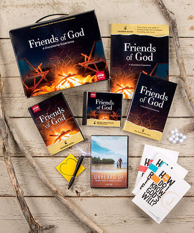 Picture of Friends of God Discipleship Kit