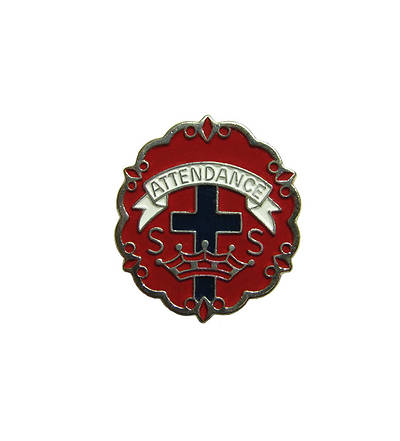 Non-Denominational Sunday School Pin
