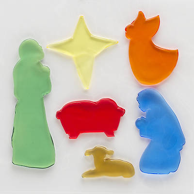 Nativity Window Gels