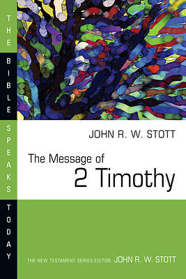 Picture of The Message of 2 Timothy