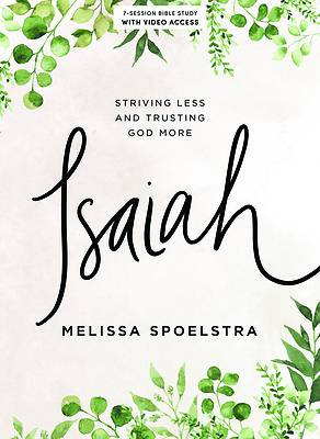 Picture of Isaiah - Bible Study Book with Video Access