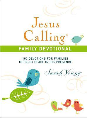 Picture of Jesus Calling Family Devotional