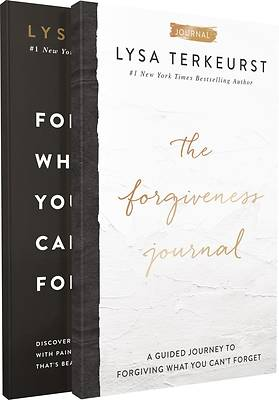Picture of Forgiving What You Can't Forget with the Forgiveness Journal