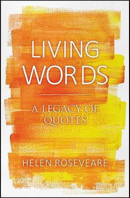 Picture of Living Words