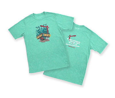 Picture of Vacation Bible School (VBS) EBV 2020 T-Shirt Extra Grande (44-46)