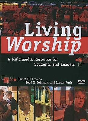 Living Worship DVD