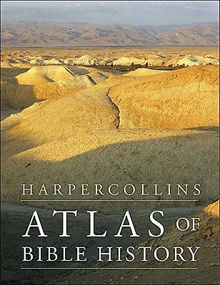 Picture of HarperCollins Atlas of Bible History