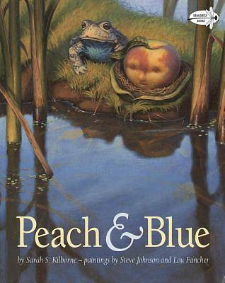 Picture of Peach and Blue