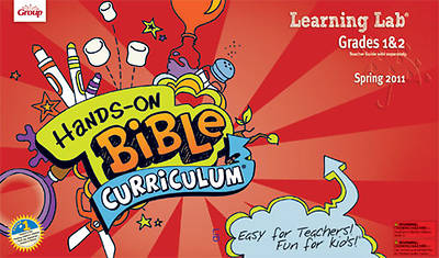 Picture of Group's Hands-On-Bible Curriculum Grades 1-2 Learning Lab Spring 2011