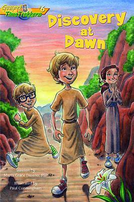 Picture of Discovery at Dawn (Gospel Time Trekkers #6)