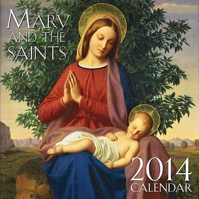 Mary and the Saints Calendar