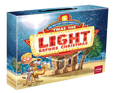Picture of 'Twas the Light Before Christmas Kit