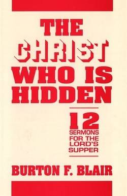 Picture of Christ Who Is Hidden
