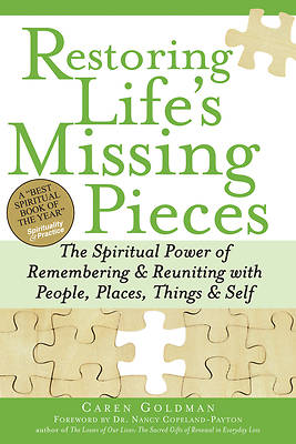Picture of Restoring Life's Missing Pieces