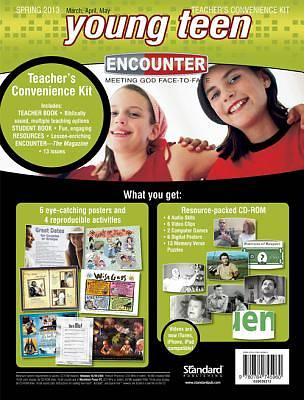 Encounter Young Teen Resources Spring 2013