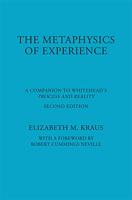 Picture of The Metaphysics of Experience