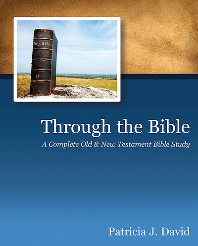 Through the Bible OT & NT Textbook/Leader