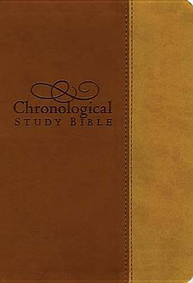 Picture of The Chronological Study Bible, New King James Version