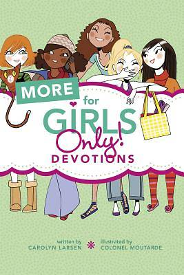 Picture of More for Girls Only! Devotions