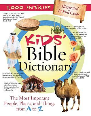 Kids Bible Dictionary